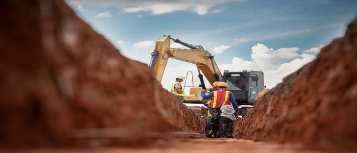 Kurs i gräva och schakta säkert