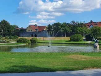 Sommargrönskan i Visby 2020